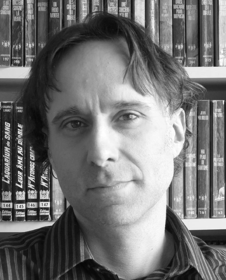 Frédérick Durand, auteur d'Au Rendez-vous des Courtisans Glacés