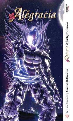 Alégracia et les Xayiris, volume II - Page couverture
