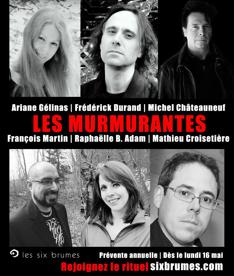 SixBrumes_LesMurmurantes_Auteurs