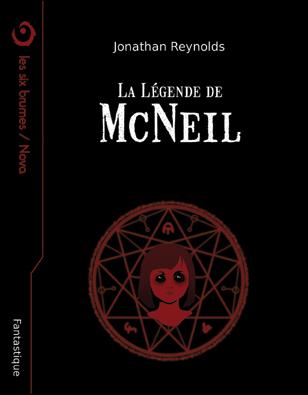 La Légende de McNeil, page couverture